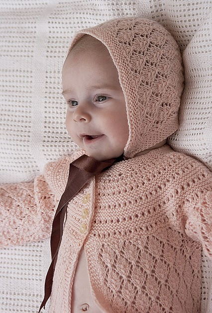 Craft Passions: Baby Sweater and hat free knitting pattern