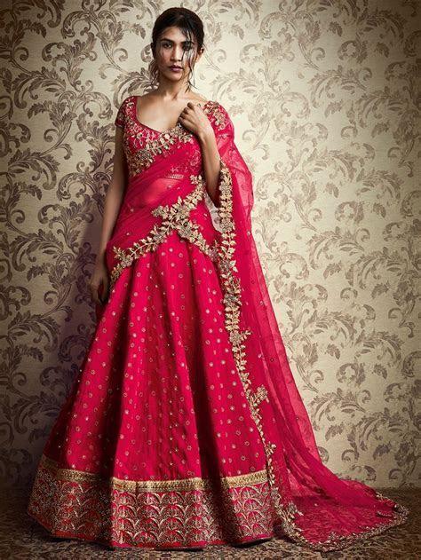 magenta alluring silk lehenga choli   Bridal Lehenga Choli
