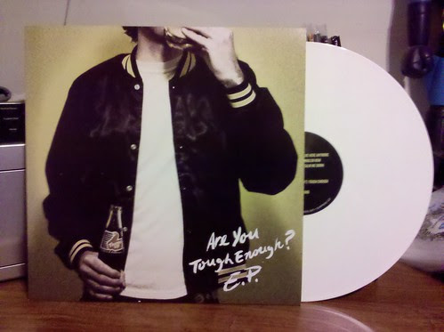 "Mother's Children - Are You Tough Enough 12"" - White Vinyl /100"