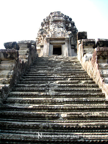big stone steps