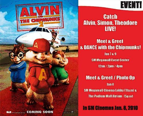 alvin poster
