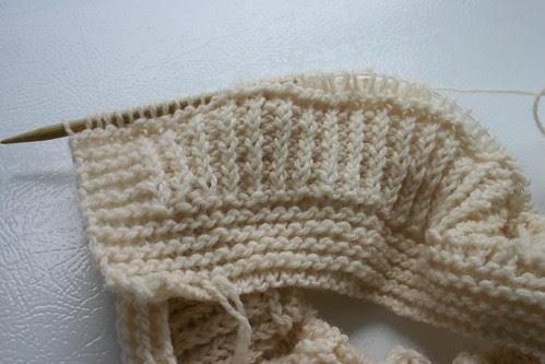 Knitting the Shalom