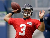 Russell Wilson leans on nine-meal diet to trim pounds