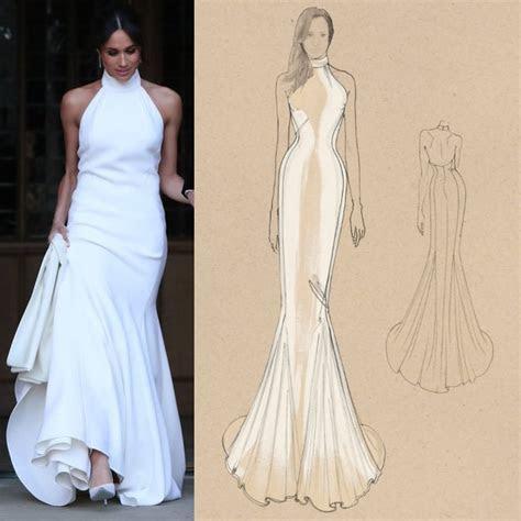 Stella Mccartney Wedding Dress Meghan Markle   Mount Mercy