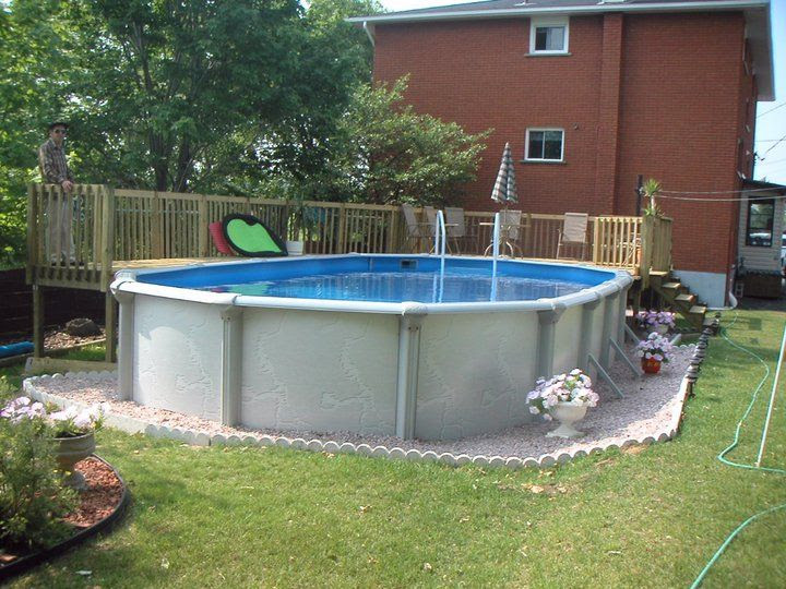 Small Fiberglass Above Ground Swimming Pools