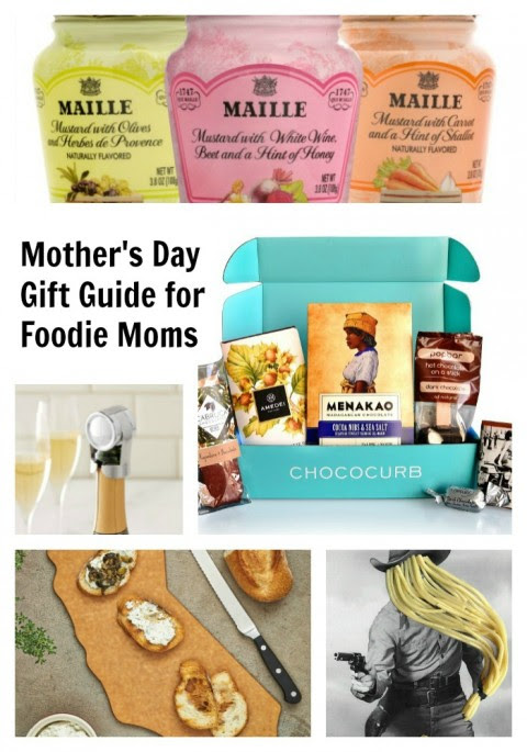 Mothers Day Gift Guide 2016 Mothers Day Gifts For Foodie Moms