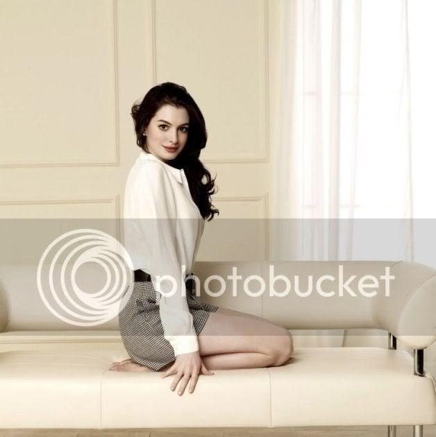 Hollywood & Bollywood: Anne Hathaway