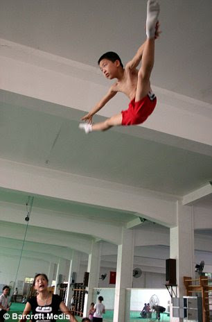 nanning gym, pusat pelatihan atlet terkejam