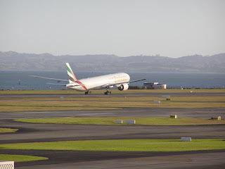 Emirates Boeing B777