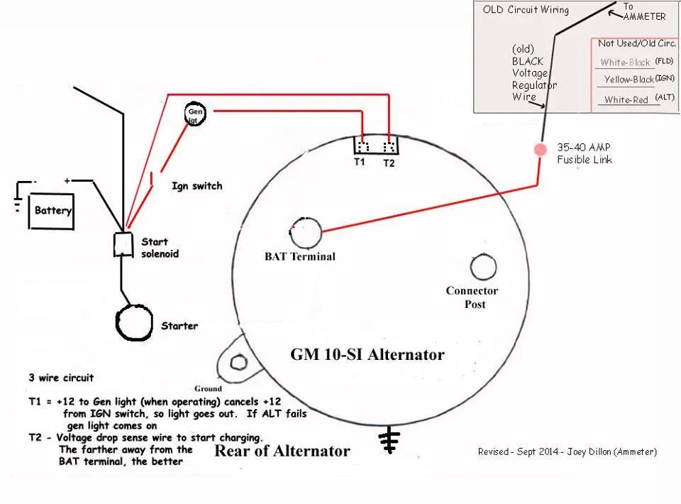 Delco Alternator Wiring Diagram Ford Wiring Diagram Wave Brown B Wave Brown B Nuvolafeste It