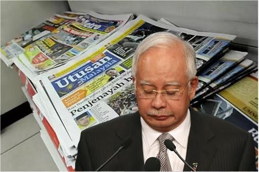 Utusan Malaysia Demands Najib Razak To Apologise