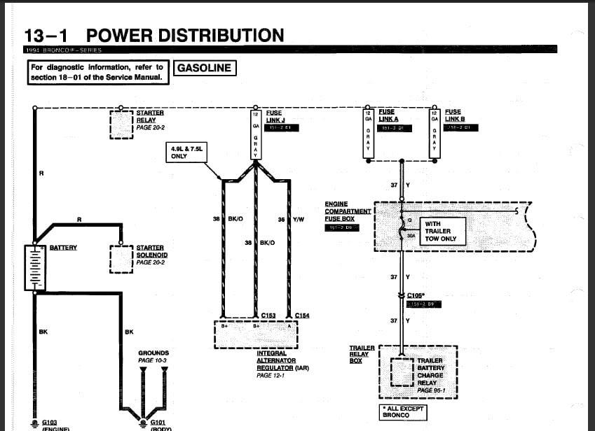 [DIAGRAM] 1985 Ford F 150 Solenoid Diagram