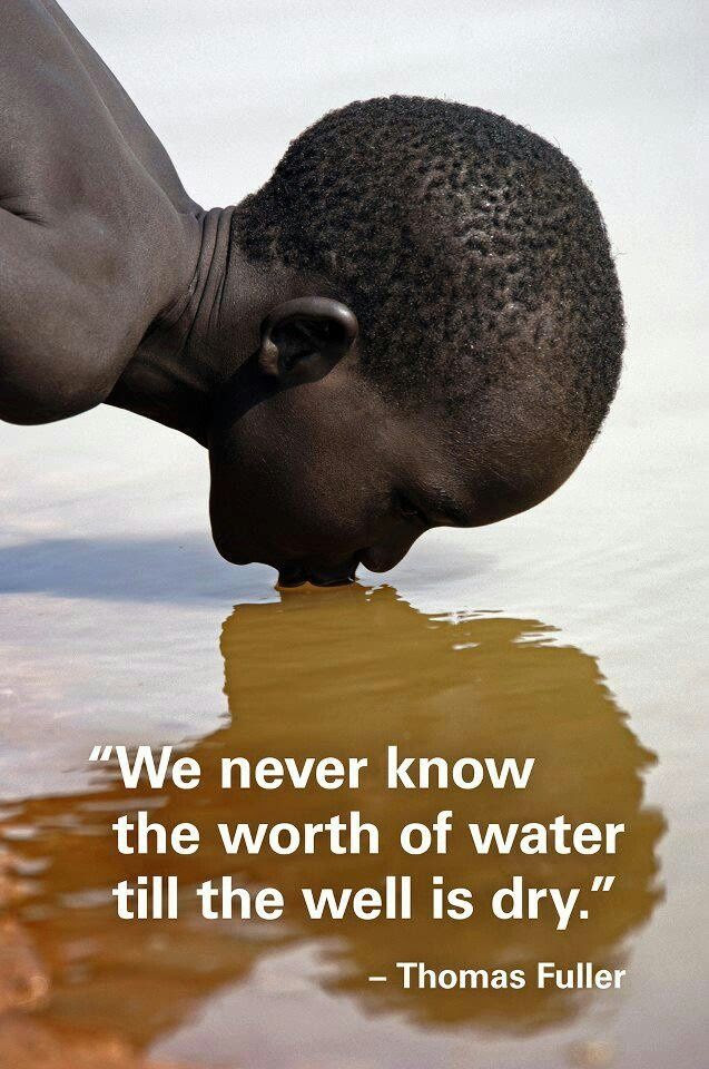 Quotes About Importance Of Water 16 Quotes