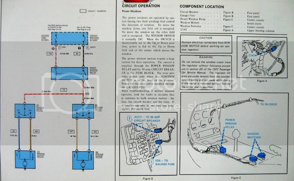 Fuse Box Wiring Diagram 76 Corvette