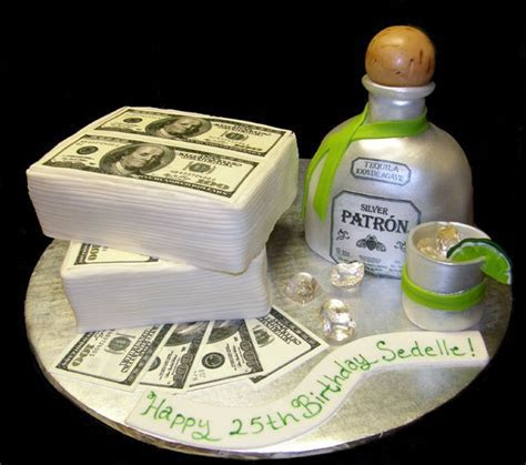 Money /Beverage Cakes ? LJ Sweets Designs