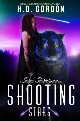 Shooting Stars (A Surah Stormsong Novel) by H. D. Gordon