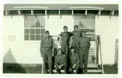 Six at the barracks