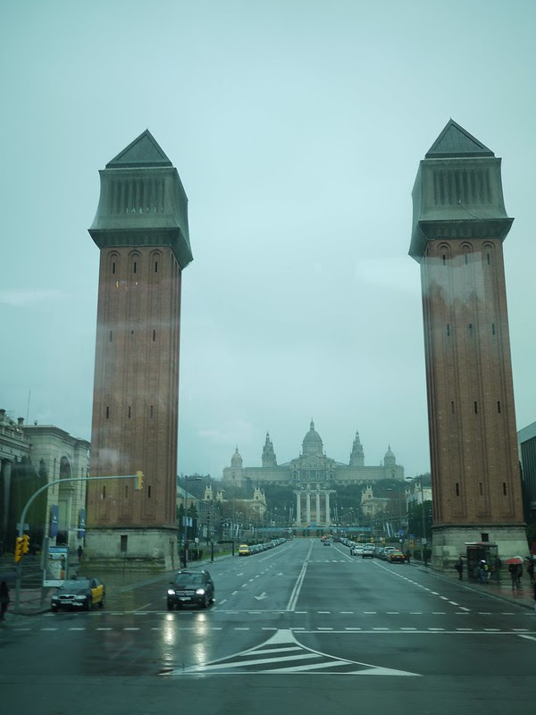 巴塞隆納展覽中心 Fira de Barcelona