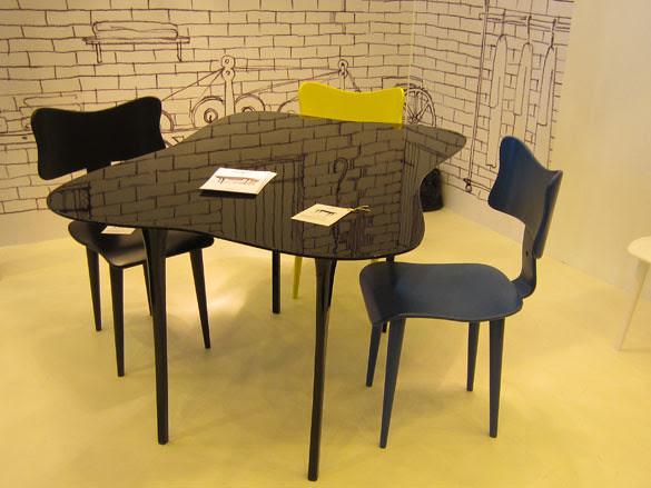 021 100% Design - 'Stiletto' collection by Brigid Strevens