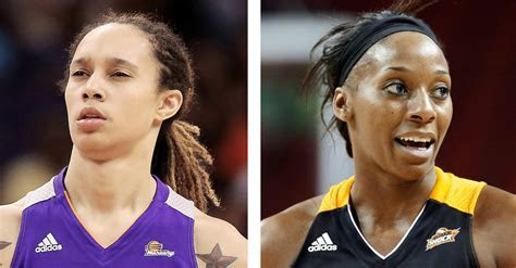 An Abrupt End to Brittney Griner and Glory Johnson?s