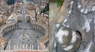 Was the Christian Vatican originally a Shiva temple?