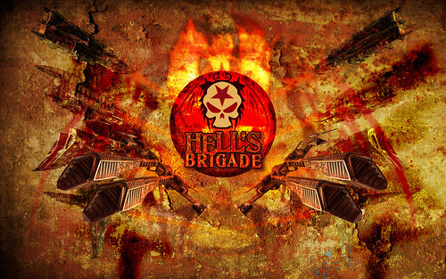 Hell's Brigade Military Theme