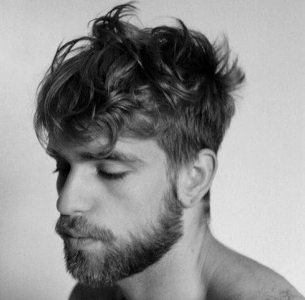 corte cabelo masculino