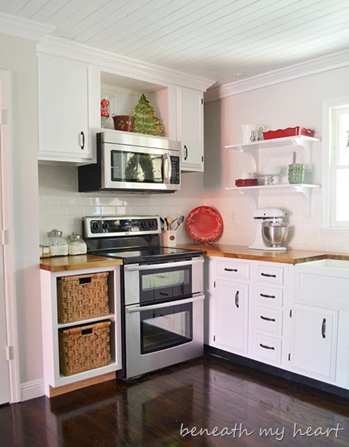 kitchen makeover Archives - Beneath My Heart