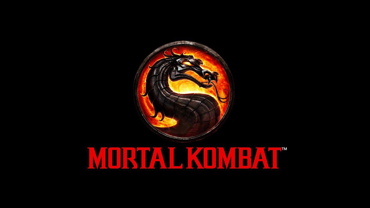 Mortal Kombat Logo Poster Wallpaper 1280x720 9476
