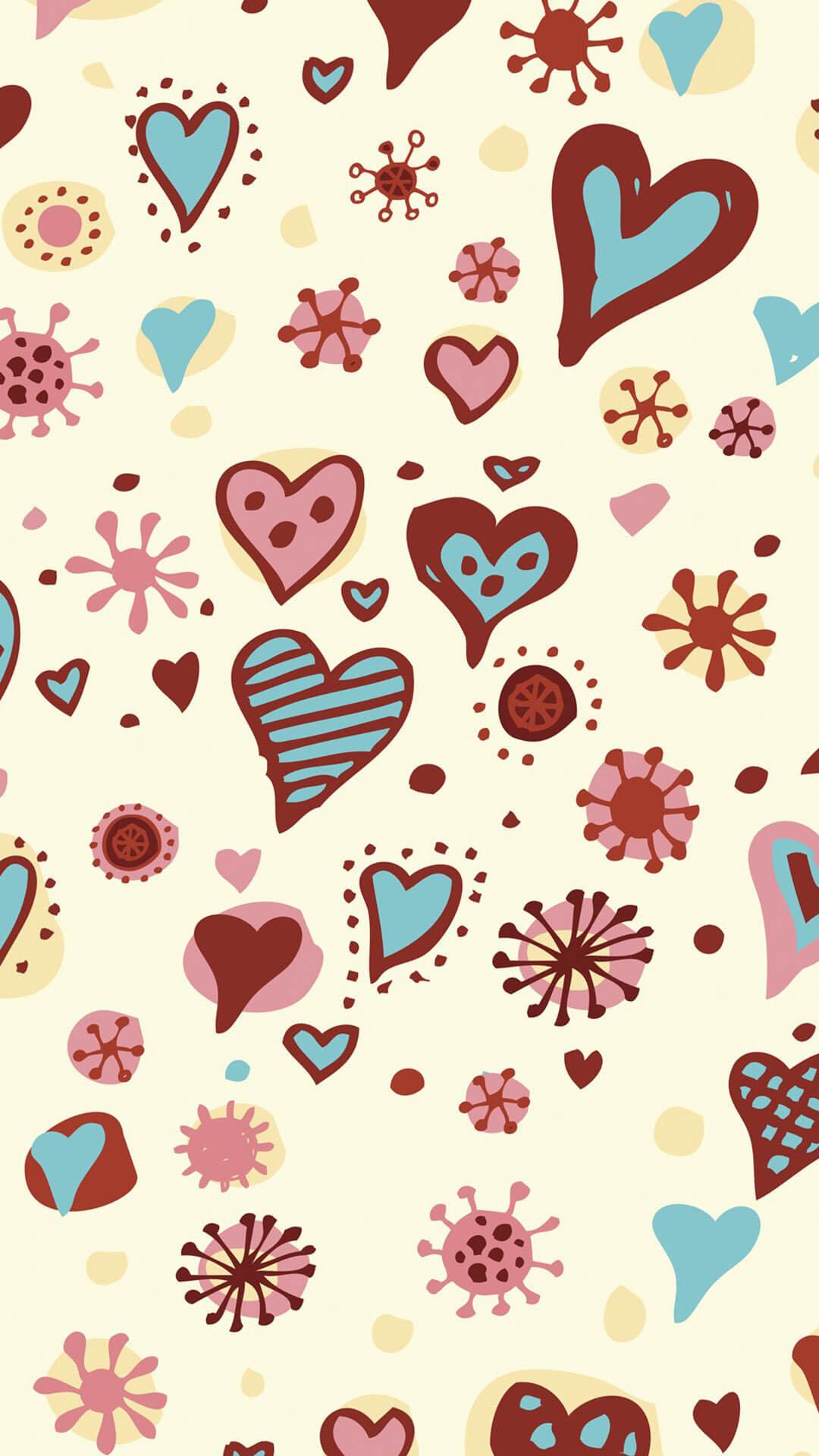 Girly Love Cute Iphone Wallpaper High ...