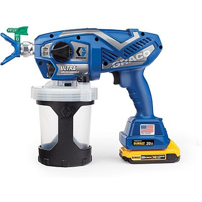 11 Best Paint Sprayer For Cabinets: Reviews & Ratings