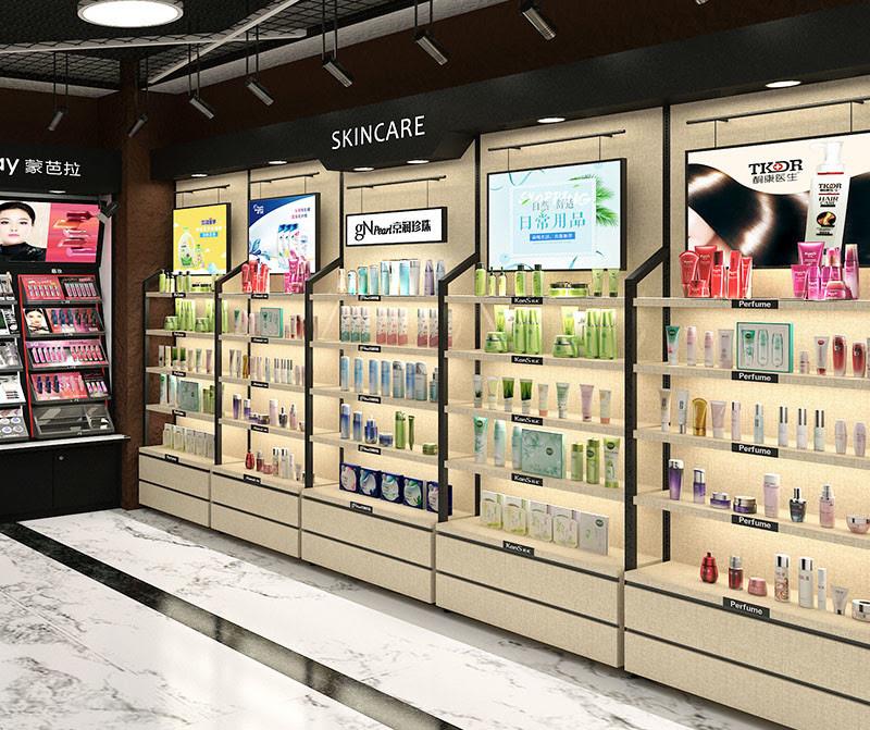 393+ Ide Desain Rak Toko Kosmetik Terlihat Keren