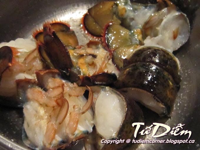 Lobster Rang Me | TuDiem's Corner