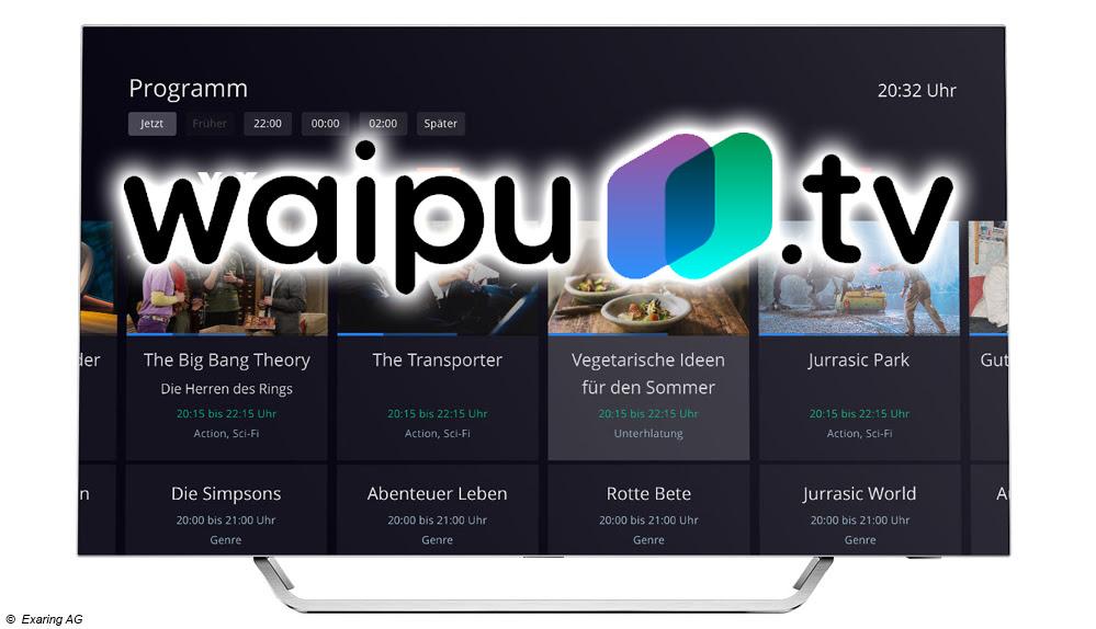 Waipu.tv lockt mit 50 Prozent-Aktion zum Geburtstag