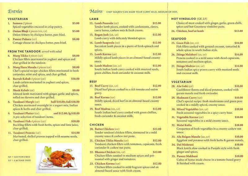 Mishra's menu 2 1