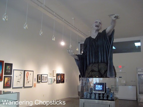 Harry Potter Tribute Exhibition - Nucleus Art Gallery and Store - Alhambra 2