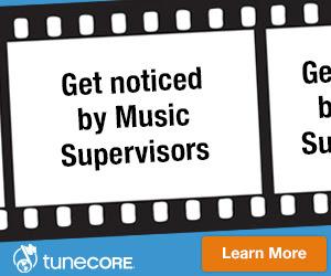 Your Music in TV & Film