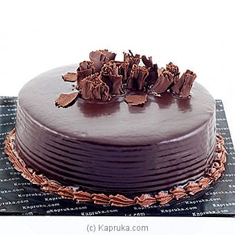 Deals For Brownie Cake Cake - Kapruka