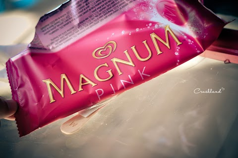 Magnum Pink Pomegranate Ice Cream