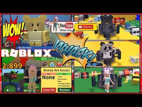 Roblox Bee Swarm Simulator Gameplay! 9 Codes from me and ...