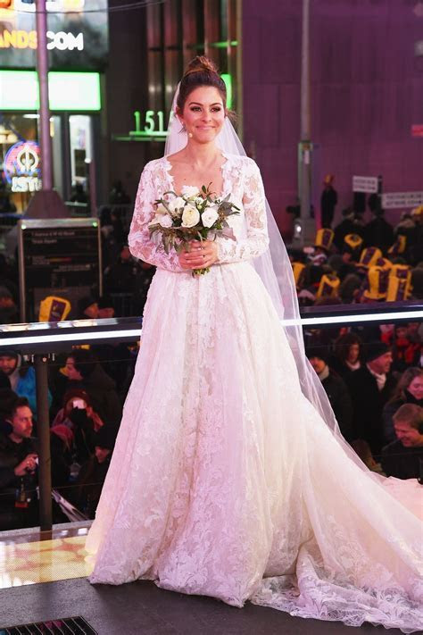 Maria Menounos on Her New Year's Eve Wedding Dress: 'It
