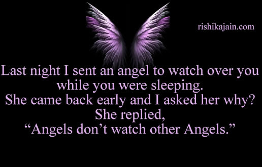 Quotes About Sending Angels 21 Quotes