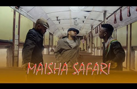 Download or Watch(Official Video) Tunda man & Spack X Asala – Maisha safari