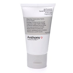 Anthony Logistics For Men - All Purpose Facial Moisturizer