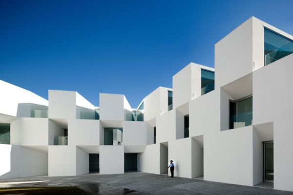 Aires Mateus Architects Introduce A Radically New Style To The Architectural Design Of A Nursing Home Elite Choice