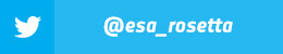twitter / ESA Rosetta