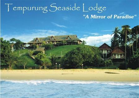 Jalan-Jalan At Tempurung Seaside Lodge,Kuala Penyu