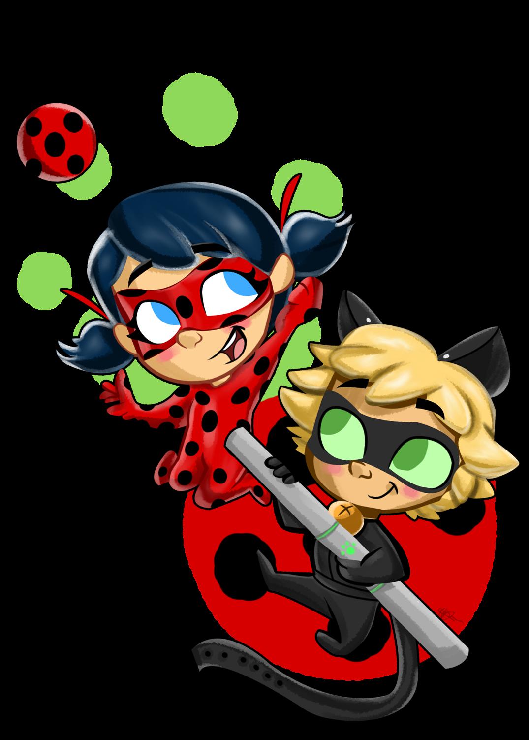 Ladybug And Chat Noir Miraculous Ladybug Fan Art 39777829 Fanpop
