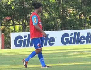 Ronaldinho do Flamengo (Foto: Richard Souza / Globoesporte.com)