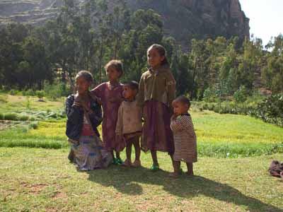 Ethiopie - Six millions d'enfants assoiffés et en danger à cause d'El Nino